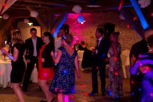 party mit ambiente ausleuchtung in nienburg